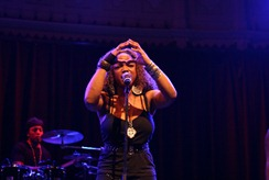 Leela James live at Paradiso by cdp 012