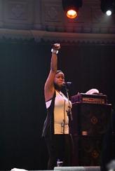 Leela James live at Paradiso by cdp 030