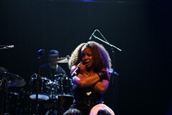 Leela James live at Paradiso by cdp 033