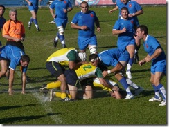 2009.08.29 Brazil v France XV2