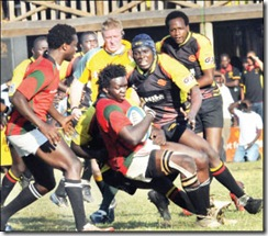 2010.07 Uganda Captain Mathias Ochwo