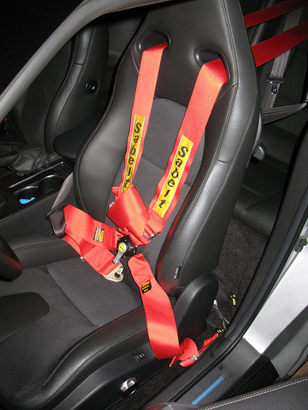 Racing Harness... the right way? - Interior & Exterior - GT-R Life