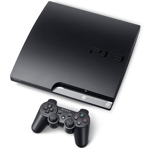 PlayStation 3 slim model