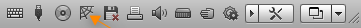 Parallels Desktop VM devices toolbar
