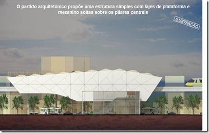 Obra Monotrilho Manaus (4)