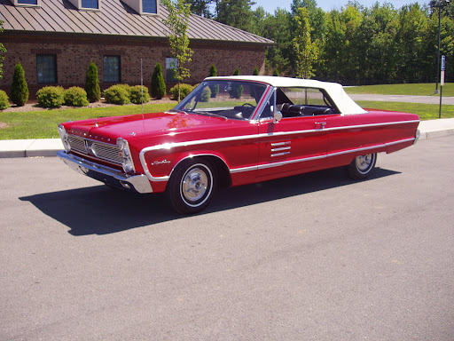 1965 Sport Fury by Plymouth