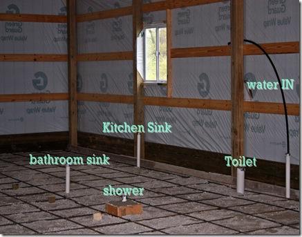 day 6 - pic III plumbing