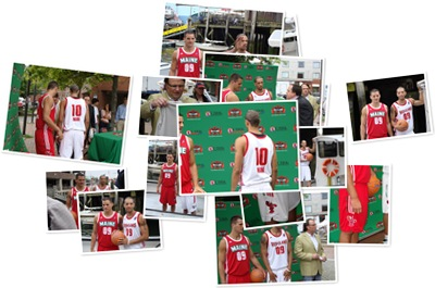 View Red Claws Uniform Launch