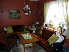 Livingroom in our summerhouse