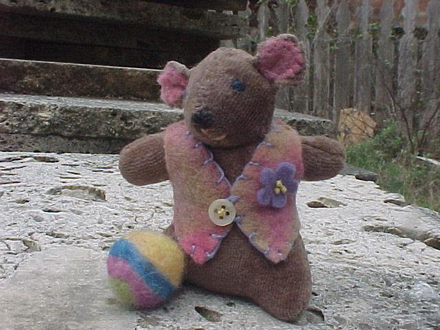 Teeny Bear