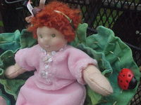 She's Back: Custom Baby Cabbage