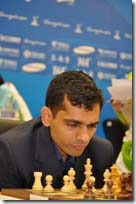 Sasikiran, Krishnan of India