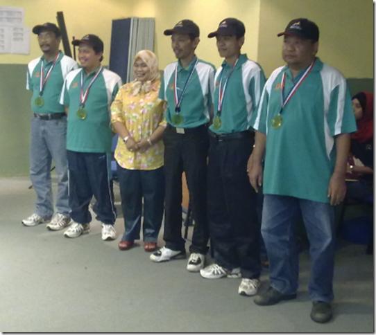 CIDB chess team 2010