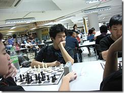 Mark Siew vs Wong Jianwen, courtesy of Gilachess.com