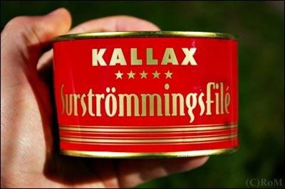 Surströmming Kallax