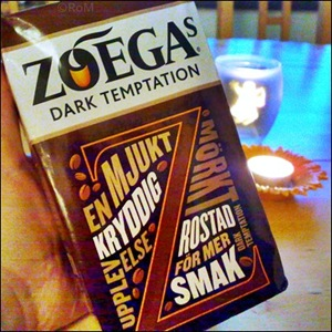 Zoegas Dark Temtation
