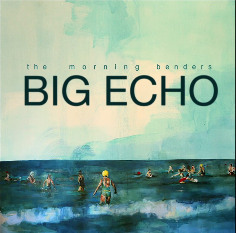 The Morning Benders Big Echo