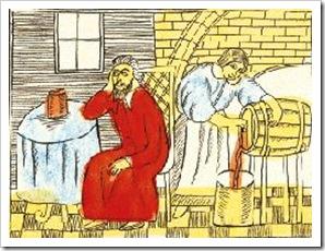 Древний напиток квас