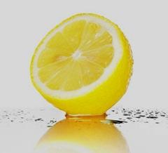 Лимон для ванны
