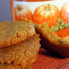Yummy!!! Vegan Pumpkin Cookies