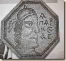 Mosaico di Messaplik del VI secolo
