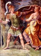 Teti e Achille