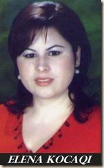 autoria e librit, elena kocaqi