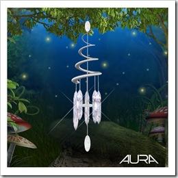 Aura Genuine Wind Chimes - Windspiel