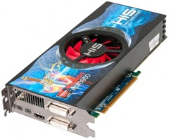 HIS HD 6950 1GB GDDR5 Fan