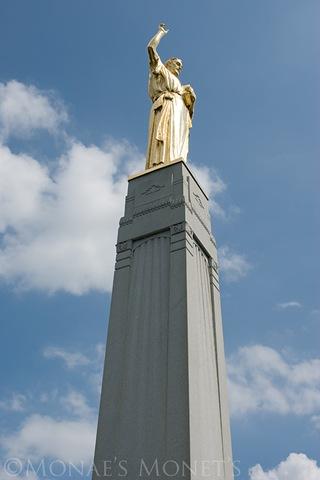 Hill Cumorah Monument bllog