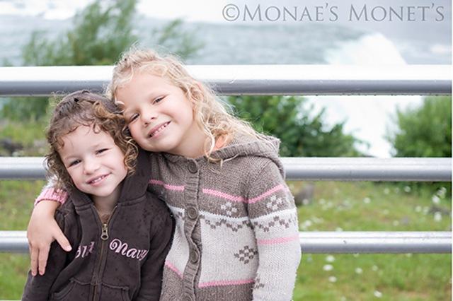 Abby and Erika niagara falls blog
