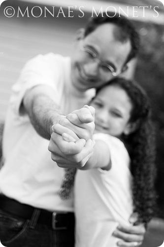 Aaron and Brianna dancing tilt blog
