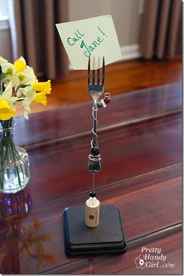 fork photo holder 2