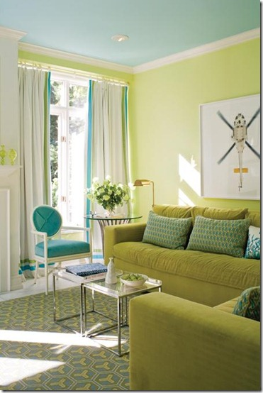 turquoise room 12