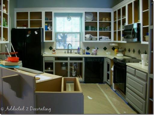 J A Kitchen The Progress So Far