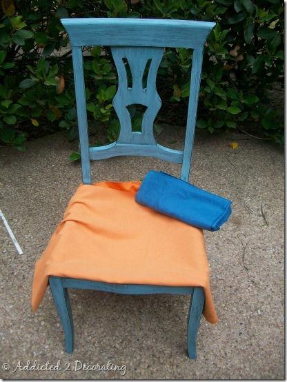 dining chair progress 1