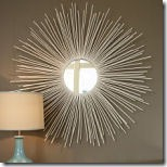sunburst mirror from isabella and max rooms