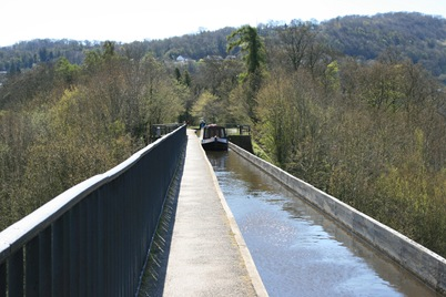 Apr 10 2nd Llangollen barge holiday 234
