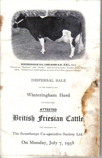 manor farm dispersal sale