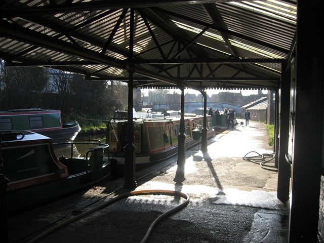 Nov 10 Barge holiday Middlewich 124