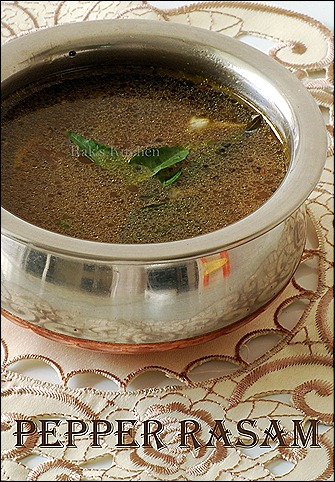 Pepper rasam