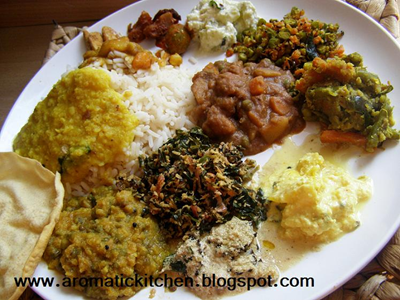 onam sadya