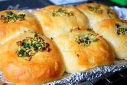 Oven fresh buns!!