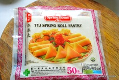 TJY spring roll pastry