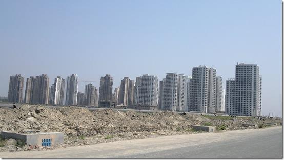 New Town Skyline