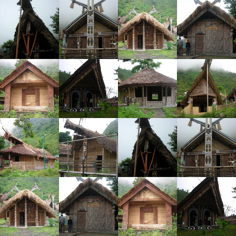 Miyzone tluanga colney different houses nagaland for Images of different houses