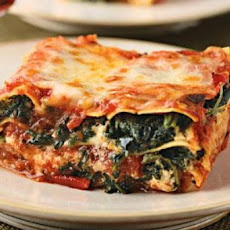Crock Pot Vegetarian Lasagna