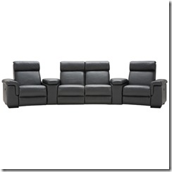Media Room Recliners | Interior Decorating