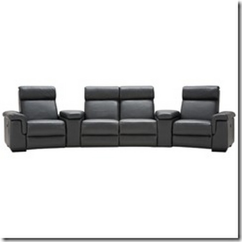Media Room Recliners Home Staging Accessories 2014