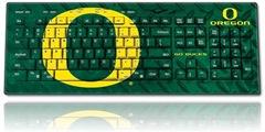 teclado verde